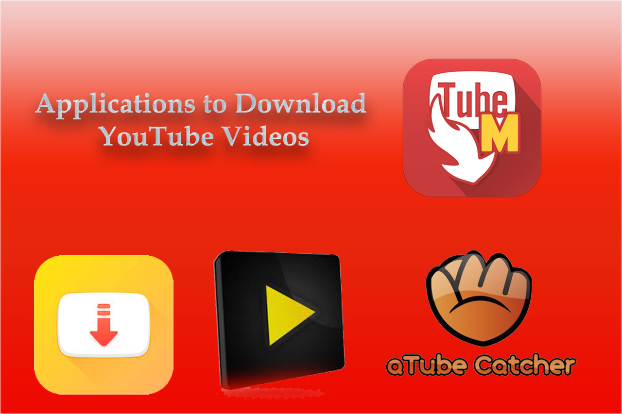 Applications to download YouTube videos