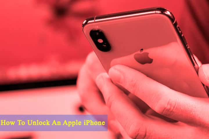 How To Unlock An Apple iPhone