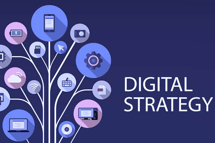 7 Types Of Digital Strategy For Companies
