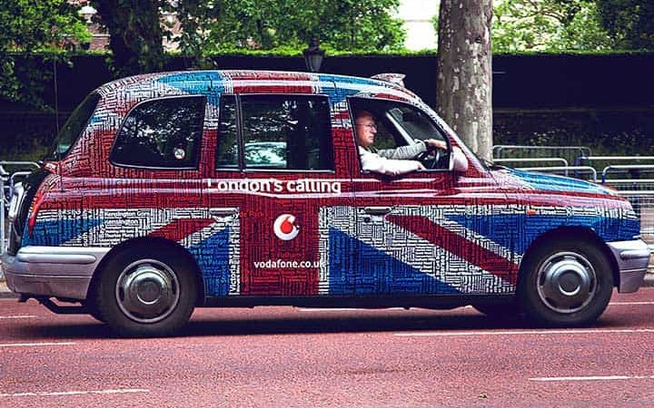 Using The Car As An Advertising Medium: Here's How